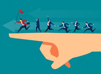 القيادة الحازمة وصناعة الانتصارات