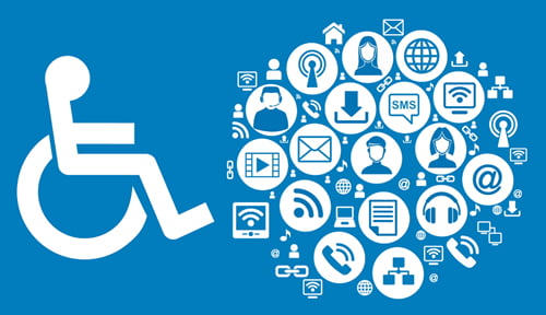 الأشخاص ذوي الإعاقة وتكنولوجيا التعليم (2)